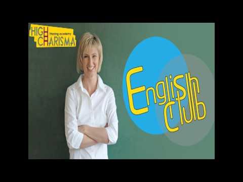 High Charisma Academy-English Club
