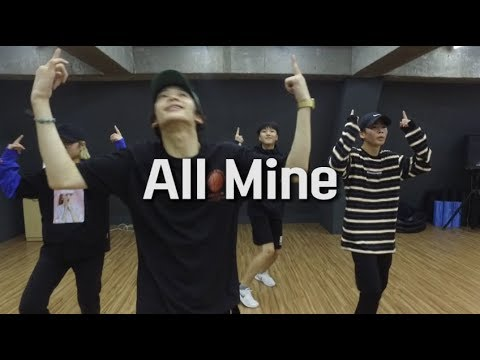 All Mine feat. MadeinTYO - KYLE | 5ssang Choreography