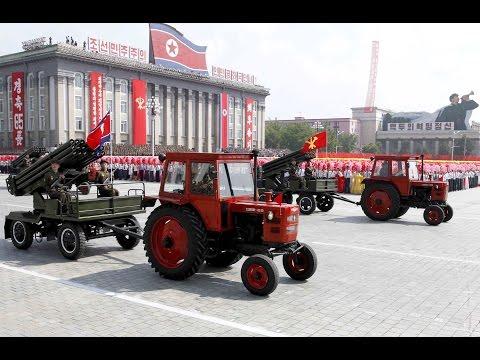 Kuzey Kore ordu gücü