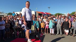 Hedebo Strand Campings 50-års jubilæum, Eric Christensen