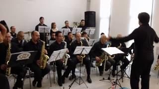 Banda Sinfónica Complutense - Big Band - Tema Rocky