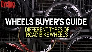 Buyer's guide to road bike wheels - Different types of wheels | Cycling Weekly