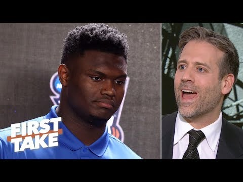 The Pelicans are the 'single worst' team that could land Zion - Max Kellerman