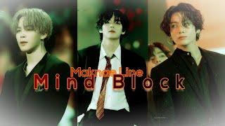 Maknae Line Fmv-Mind Block Ft. Mahesh and Rashmika[Requested Video]   #MindBlockSong #BTSTeluguARMY