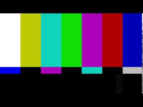TV no signal effect #5