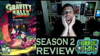 """Gravity Falls"" TV Series Season 2 Review - The Horror Show"