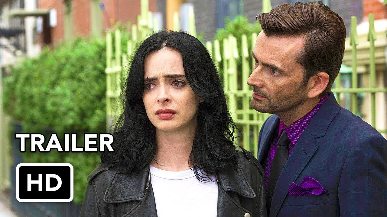 Marvel's Jessica Jones Season 2 Trailer #2 (HD)