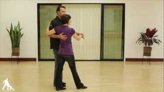 Beginner East Coast Swing - Kurt Senser Instructional DVD Teaser