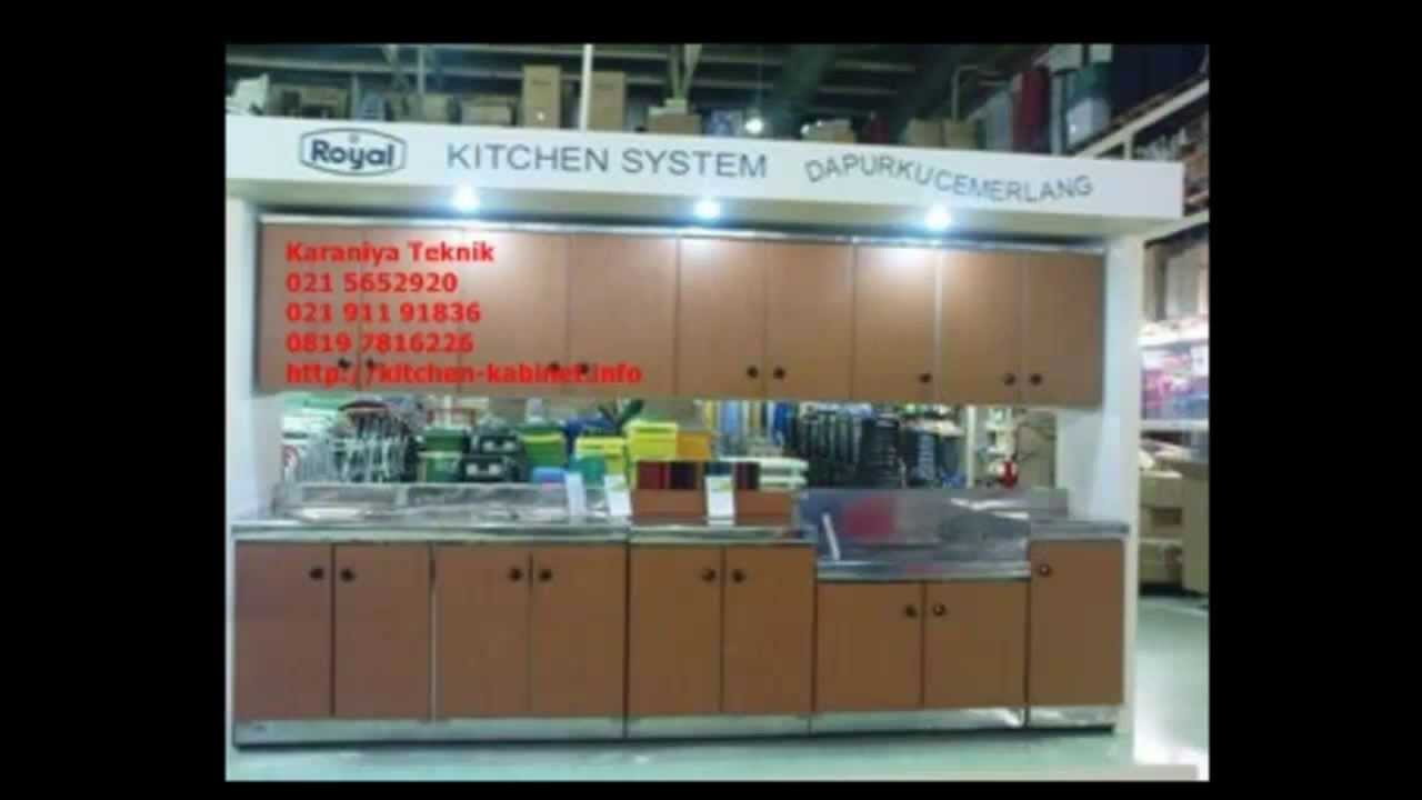 Royal Kitchen Set Harga