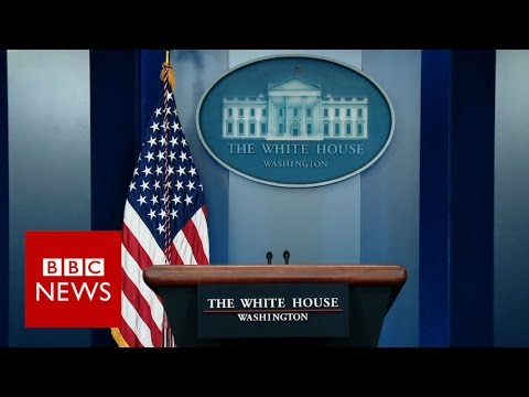 White House Press Briefing (Sean Spicer Press Secretary) - BBC News
