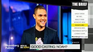 Mark Halperin: Trevor Noah 'Is Not Funny'