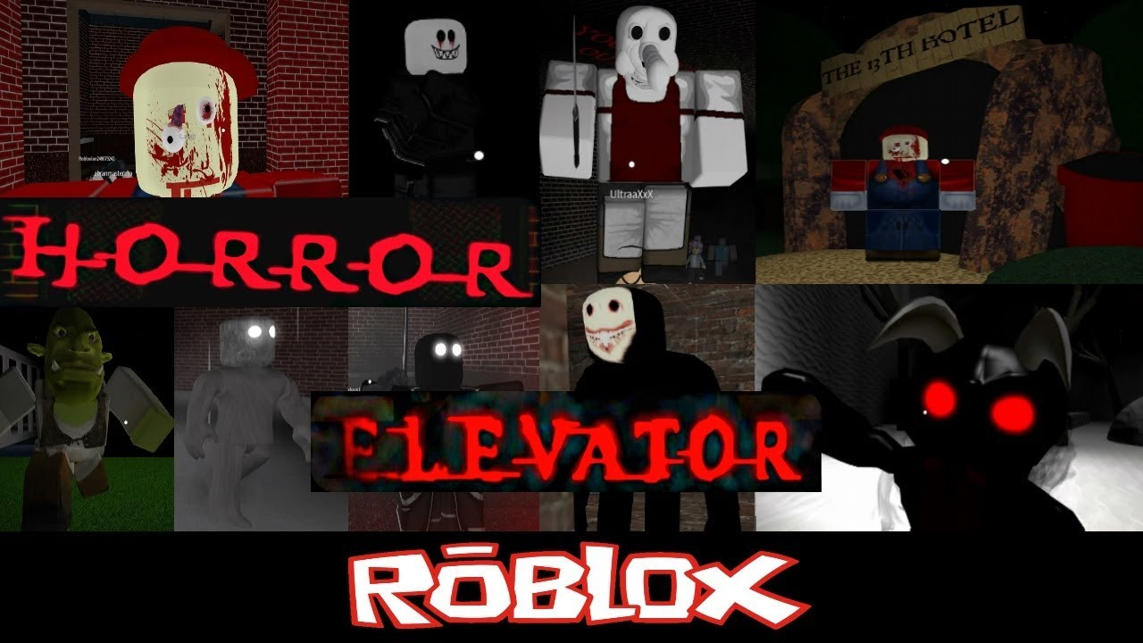 The Nightmare Elevator By Bigpower1017 Roblox Youtube - The Horror Elevator By Zmadzeus Roblox Youtube