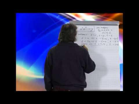 Лекция 69: Алгоритм приближенного вычисления логарифма