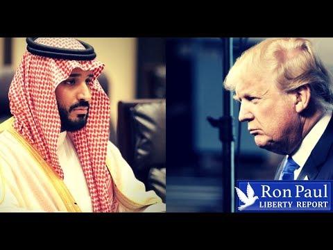 Saudis Threaten Trump: 'You Want $400 Oil?'