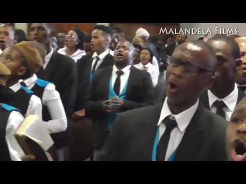 Siyakudumisa Thixo @ Bloemfontain