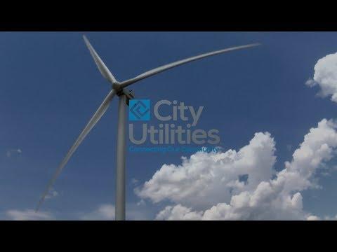 City Utilities Renewable Energy