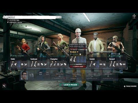 Phantom Doctrine Game-Play 2018 |