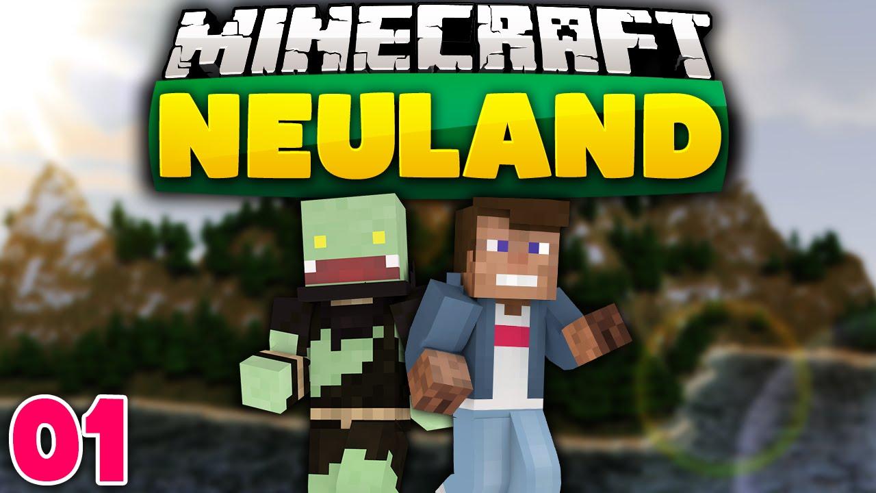 Minecraft Neuland