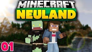 Minecraft Neuland #1 mit ungespielt & Dner