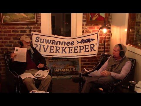 Runoff issue: titanium strip mine near Okefenokee Swamp --SuwRK, Scott James Radio 2020-12-14