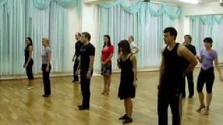 Бальные танцы: Ча Ча Ча