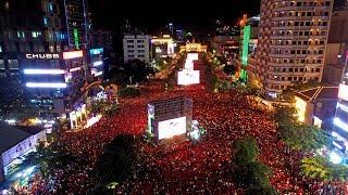Khoảnh khắc của sự vỡ òa !Việt Nam vô địch AFF Cup 2018 | Độc quyền của Vres tv