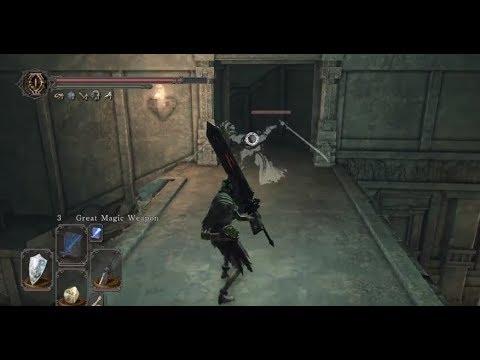 黑暗靈魂2 : 原罪哲人#47 DLC(1)『深淵王之王冠』古墓靈魂