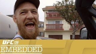 UFC 196 Embedded: Vlog Series - Episode 2