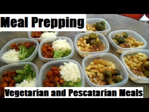 meal-prepping:-vegetarian-and-pescatarian-meals