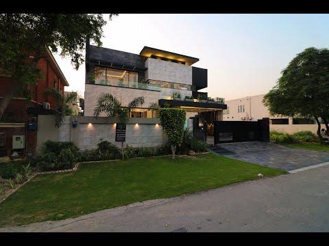 1 Kanal House - Mazhar Munir Design - Full Basement -  Phase 5 - DHA Lahore - Demand 8.50 Cr VLOG#22