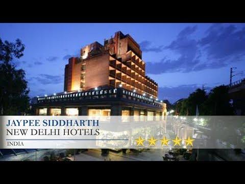 Jaypee Siddharth - New Delhi Hotels, India