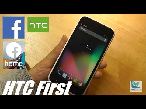 Retro Review: HTC First - Facebook Phone?