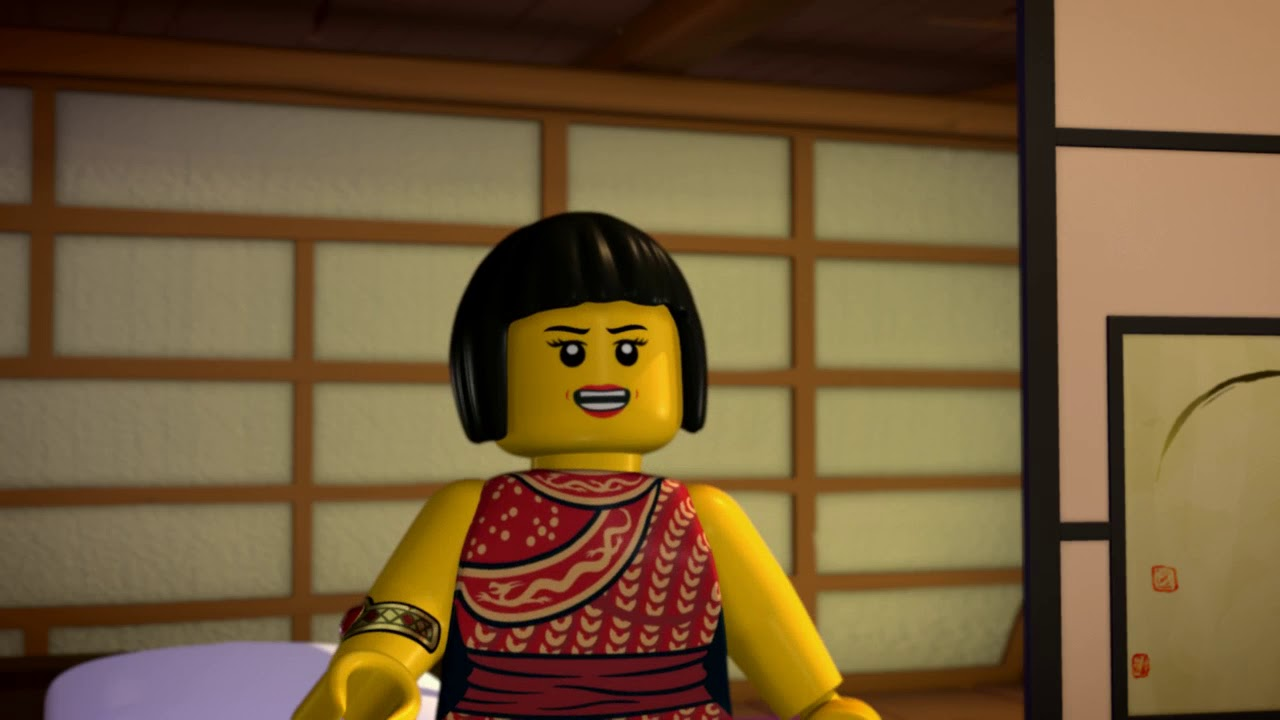 Download LEGO Ninjago - Season 1 Episode 8 - Once Bitten, Twice Shy - Full Episodes in English