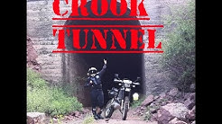 Exploring the Crook Train Tunnel in Cochise County AZ