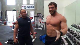 Dmitry Klokov - THRUSTER - 191 kg (420 lb)