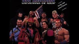 WWF Wrestlemania_ (Album 1993) U.S.A