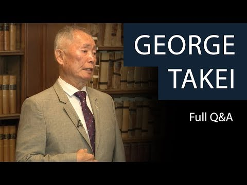 George Takei | Full Q&A | Oxford Union