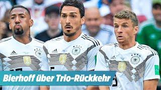 DFB-Team: Bierhoff über Hummels, Müller und Boateng