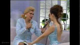 Thalía e Hebe - Momentos (homenagem a Rainha da TV) by @ren...