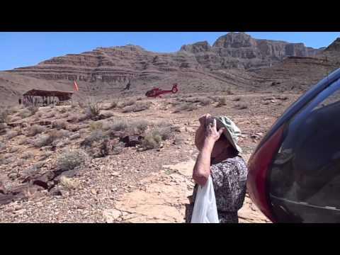 Paseo en helicoptero al Gran Cañon