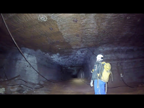 Iron Underground - Continuous Miners - Lost Places /#008