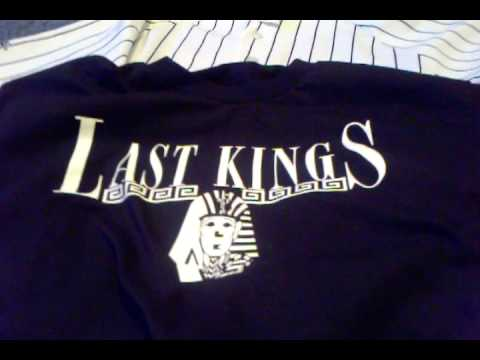 bc43ffc0835 Pickups...Last Kings T-shirts for sale - YouTube