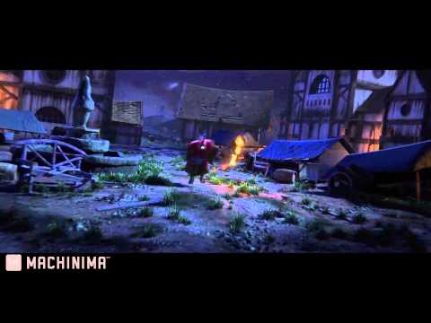 Hoạt hình Liên Minh Huyền Thoại cực hay! Jax vs Veigar
