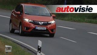 Honda Jazz - review by Autovisie TV