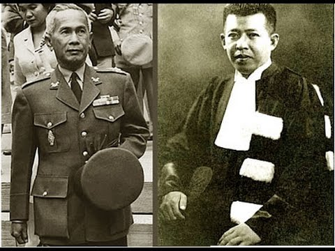 Prime Ministers of Thailand (Part 1) 1932 - 1958