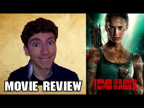 Tomb Raider (2018) [Adventure Movie Review]