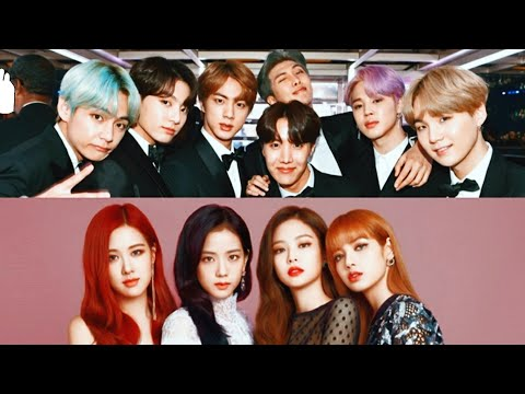 BTS And Blackpink Sweet Moments 2019