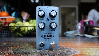 The PettyJohn Electronics Edge! Presented by AJL music!