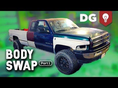 5.9 Cummins 24v Dodge RAM Gets A Body Swap (Part 1)