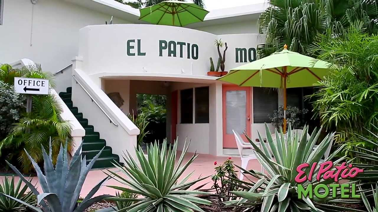 El Patio Motel Key West  YouTube